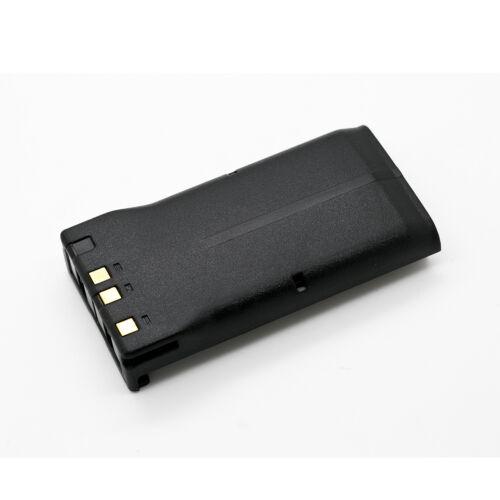 2x 1200mAh KNB-16A KNB-17A Battery for KENWOOD TK-480 TK-481 TK-280 TK-380 Radio