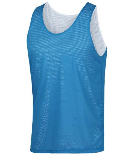 Jb/'s wear Podium Teamwear Adults Reversible Basketball Sports Training Singlets