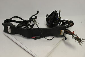 s l300 harley davidson oem main wiring harness 70985 09 ebay harley davidson oem wiring harness at alyssarenee.co