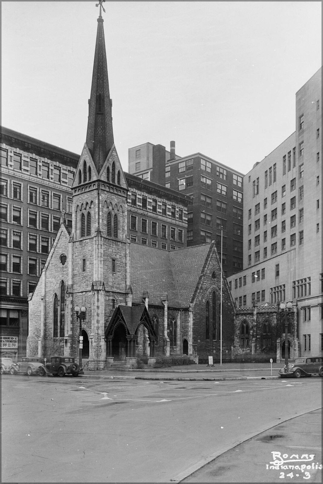 Plakat, Viele Größen; Christus Kirche Kathedrale, Befindet Sich bei 131 Monument