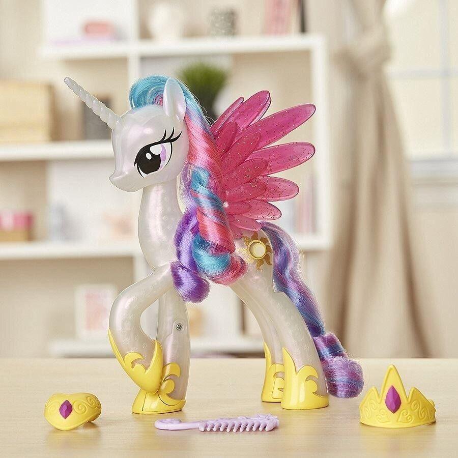 My Little Pony  The Movie Glitter and Glow Princess Celestia BRAND NEW