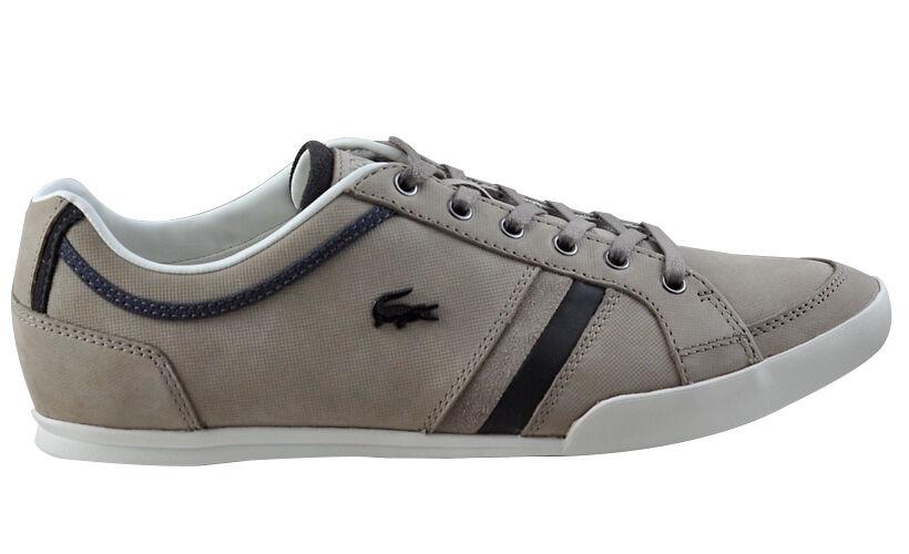 NEU SCHUHE  LACOSTE  RAYFORD 4 SRM Herrenschuhe Sneaker Leder