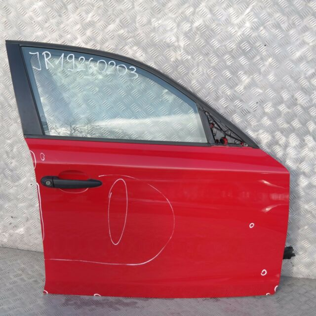 BMW 1 SERIES 1 E87 E87N Door Front Right O/S Japanrot Japan Rot Red - 438