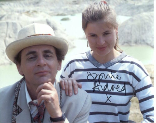 Ace in Doctor Who Sophie Aldred Photo Signed In Person E328