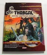 THORGAL . entre les faux dieux . VAN HAMME , ROSINSKI . BD DVD