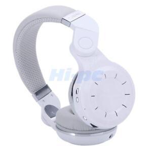 Bluedio-Turbine-T2-Bluetooth-4-1-Headsets-Wireless-Stereo-Headphones-Mic-White