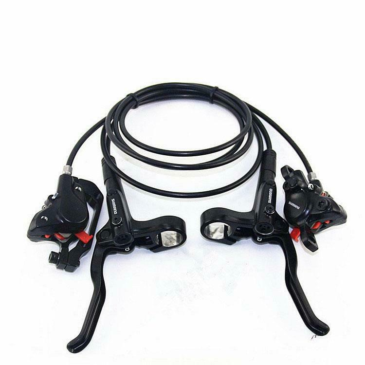 Shimano BR+BL-MT200 MTB Bicycle Hydraulic Disc Brake Front & Rear M315 Upgrade