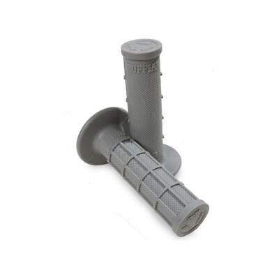 ODI Half Waffle Handlebar Handle Bar Hand Grip MX Twist Throttle 7//8 RMZ H01RFG