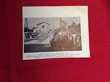 m12x ephemera ww2 1940s picture british troops santa teresa longarin