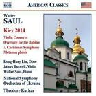 Kiev 2014/Violinkonzert/Metamorphosis/+ von Theodore Kuchar,National Symphony Orch.of Ukraine (2015)