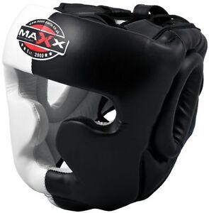 Medium Blitz Unisexs Club Semi Contact Head Guard-Red