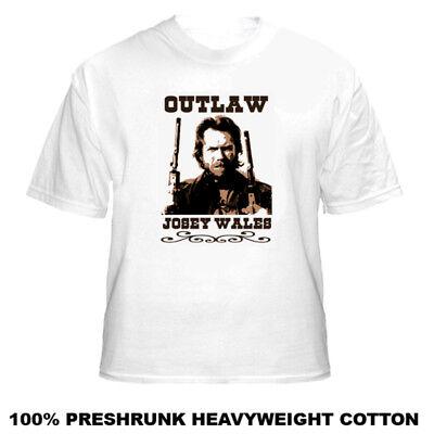 CLINT EASTWOOD The Outlaw Josey Wales Deadwood South Dakota saloon Gem T Shirt