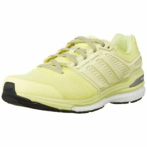 Details about Adidas Supernova Sequence Boost 8 Shoes Running Shoes Trainers Snova Yellow Womens show original title