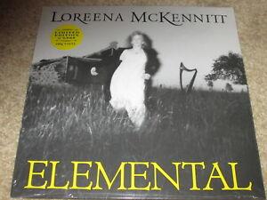 Loreena-McKennitt-Elemental-Edition-Limitee-NEUF-LP-Record