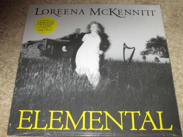 Loreena McKennitt - Elemental - Édition Limitée - NEUF - LP Record