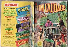 ~*~ TIM L'AUDACE n°1 ~*~ 1962 AREDIT ¤ une page manquante