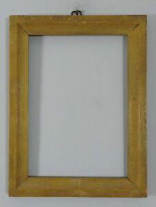 Profilrahmen-Kunstlerrahmen-1910-20-Expressionismus-Holz-gefasst