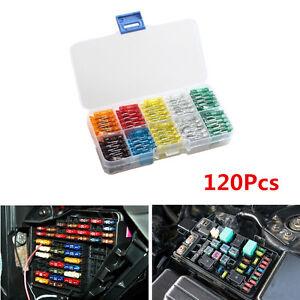 120x-MIX-Car-Mini-Standard-Blade-Fuse-7-5-10-15-20-25-30-Amp-ATM-APM-Fuses-Box