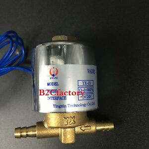 Teeth Whitening Dentistry Solenoid Valve Electric Solenoid Valve Dental Chair Accessory Dc24v For Dental Lab Supplies