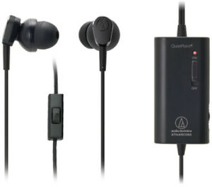 Audio-Technica-ATH-ANC33IS-Quietpoint-Active-Noise-Cancelling-In-Ear-Headphones
