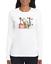 Gildan-Long-Sleeve-T-shirt-Country-clothesline-birds-cat-kitten-Flower-Birdhouse thumbnail 1