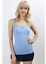Seamless-Criss-Cross-Caged-Stretch-Sleeveless-Cami-Tank-Top-6-Colors-S-M-or-M-L thumbnail 4