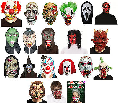 Motivata Lattice Capo Completo Overhead Halloween Horror Maschere Fancy Dress Up Full Face Mask-mostra Il Titolo Originale