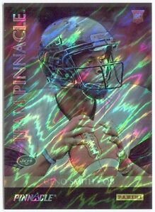 Verzamelkaarten, ruilkaarten Verzamelkaarten: sport Geno Smith Matt Barkley 2013 Panini Father's Day Team Pinnacle RC LAVA FLOW E116