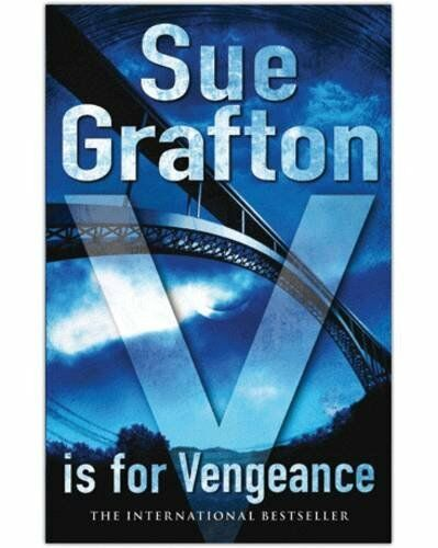 1 of 1 - V is for Vengeance: A Kinsey Millhone Mystery By Sue Grafton