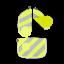 Ergobag cubo Sicherheitsset mit Reflektorstreifen AUSWAHL