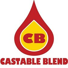 Fun To Do Castable Blend Resin - 3D Printer RED- Casting Blend