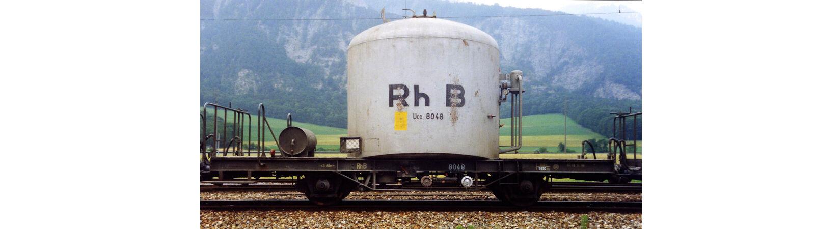BEMO 9452 118/9452118 carreggiata stretta-cemento Silo carrello uce8048 RHB traccia ARGENTO 0m