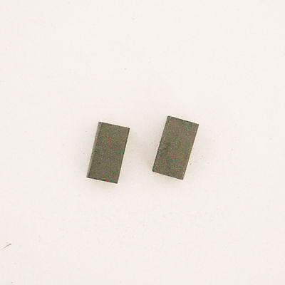 127 Faust AG 180-7x11x17mm GÜNSTIG Kohlebürsten für Einhell WSC 180-Z