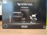 Nespresso Intissia Kapselautomat Ohne Milchaufschäumer Von De Longi