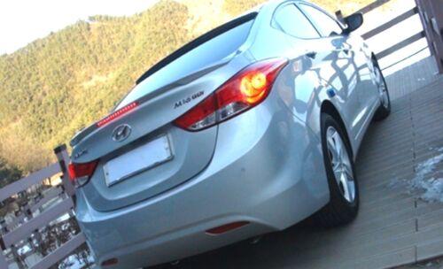 Brake Light Rear LED Lip Spoiler for Hyundai Elantra MD