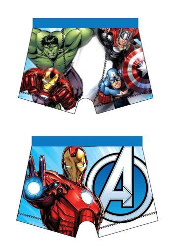 Boys Official Superhero Marvel Disney Boxer shorts Underwear Age 4 5 6 7 8 9 10