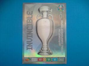 Panini-Adrenalyn-XL-EURO-2020-n-5-Invincible-RARE