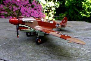 Collectionneur de style fait à la main Vintage en bois décoratif avion 2ww Home Art.
