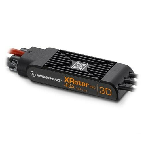 HOBBYWING XrossoOR 40A 3D PRO HW30902040