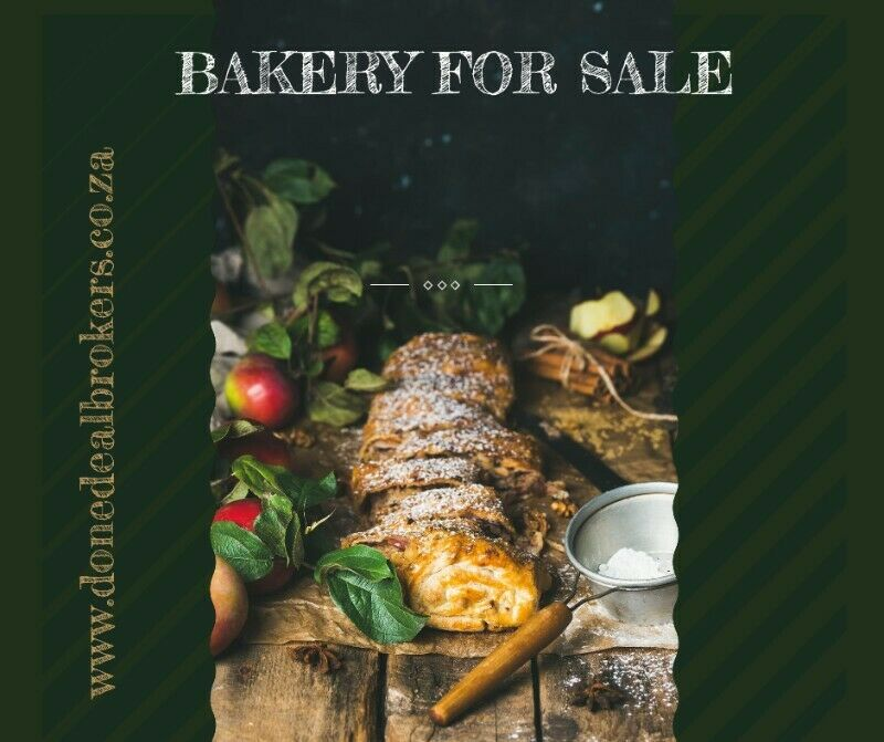Bakery /Confectionary/ Coffee Shop /Specialty Foods (Imports) / Restaurant / Take Away