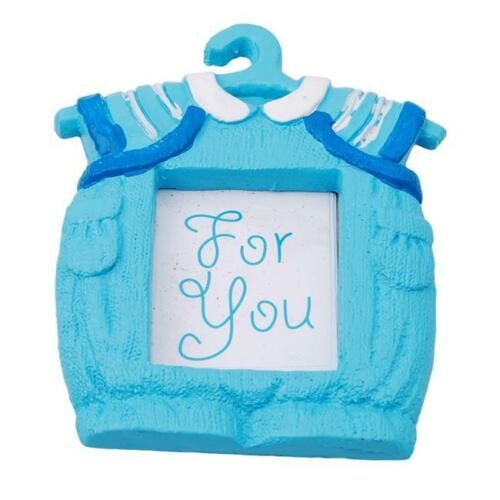 Children Outfit Themed Picture Photo Frame Baby Shower Birthday Kids Gift C