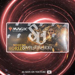Mtg Modern Horizons Booster Box Art