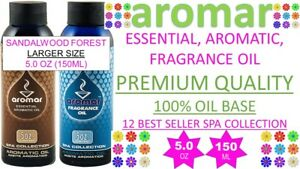 Details about Aromar Aromatic Essential Oil Burning Diffuser 5 oz (150 ml)  SANDALWOOD FOREST