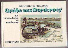 Grüße aus Norderney  100 Ansichtskarten 1979 Feldmann Ostfriesland