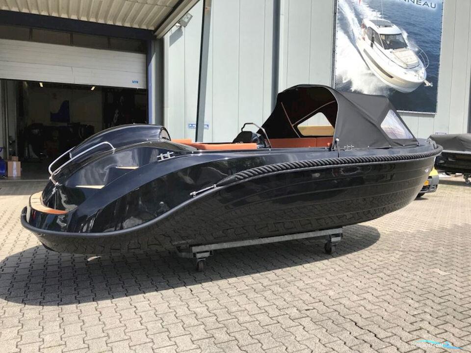 Ny Gentleman´s Launch 600XL med 20HK Suzuki ATL