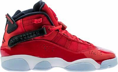 big sale 406d2 eb859 Jordan 6 RINGS (GS) Grades School Kids Gym Red/Black 323419-601 Casual  Shoes | eBay
