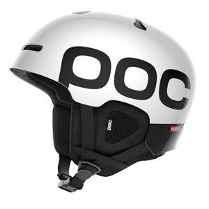 2020 POC Auric Cut Backcountry Spin Adult Helmet-XSS-HYWH