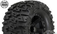 Proline 1170-12 Trencher 2.8 Tires W/desperado Electric Rear Wheels (2) (black)