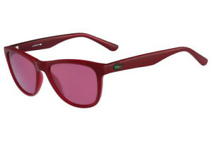 b52b6dad6f3 Image is loading Lacoste-L3615S-615-Red-Phospho-Kids-Sunglasses-3615