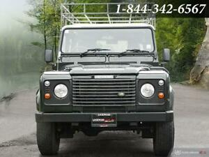 2003 Land Rover Defender RIGHT HAND DRIVE | MANUAL TRANS | 9 PASS | DIESEL
